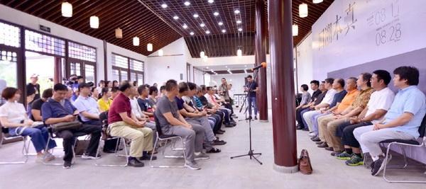 19-08-14顾忠兵速写作品展在南通开展 (1).JPG